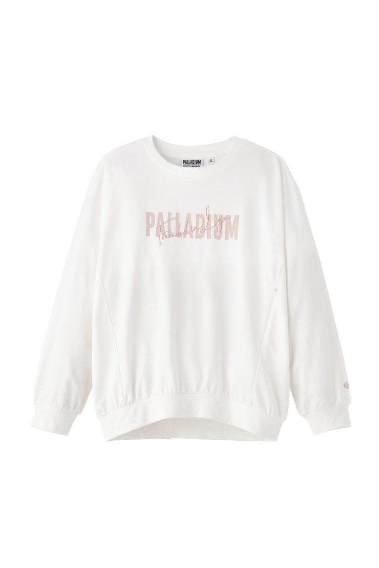 Palladium長袖T恤1,690元。圖/Palladium提供
