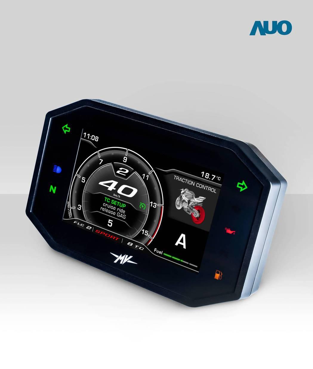 友達機車智慧儀表系統打造串接人、車、AIoV雲端平台的關鍵溝通介面,實現聯網智慧...