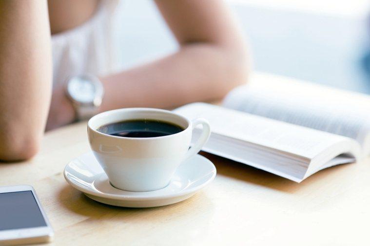 咖啡因對身體到底好不好?圖/123RF