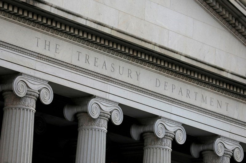 美國財政部16日公布匯率報告。路透