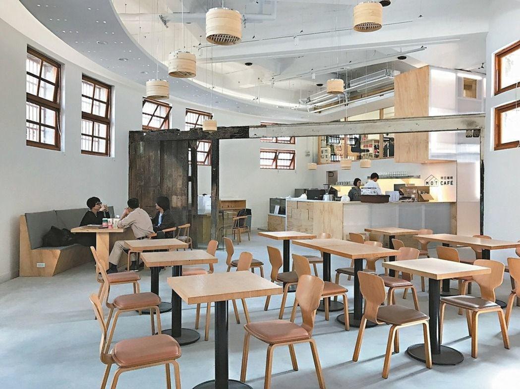 新富市場於2006年被指定為台北市市定古蹟,2017年轉型為藝文展演及時農教育空...