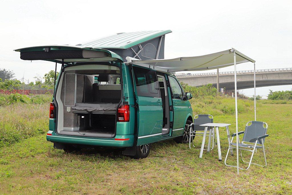 露營車的誕生就是為了縮短露營建置流程,加上各種貼心的設備與功能,能讓玩家在戶外時...
