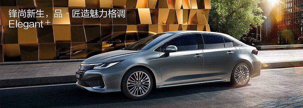 Toyota Allion亞洲獅在中國市場當地售價為142,800元人民幣起(約...