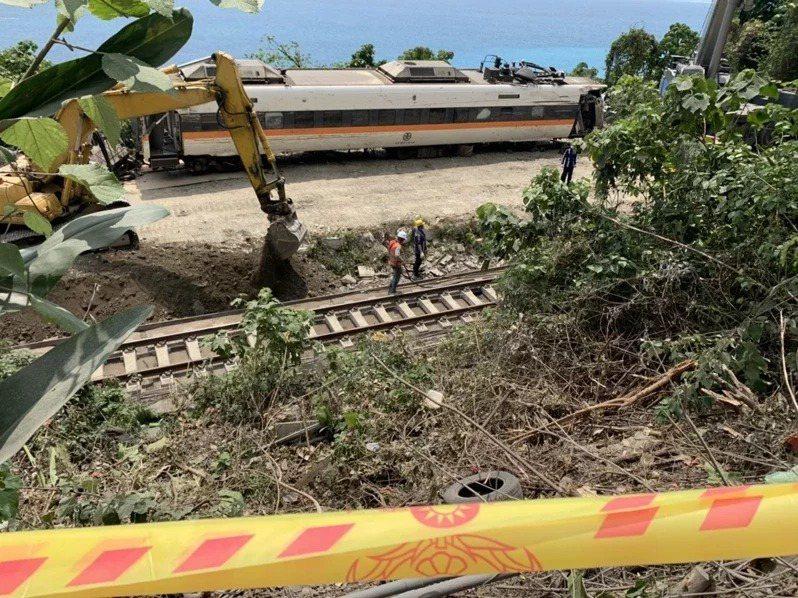 太魯閣事故釀49死、超過200人傷。本報資料照片