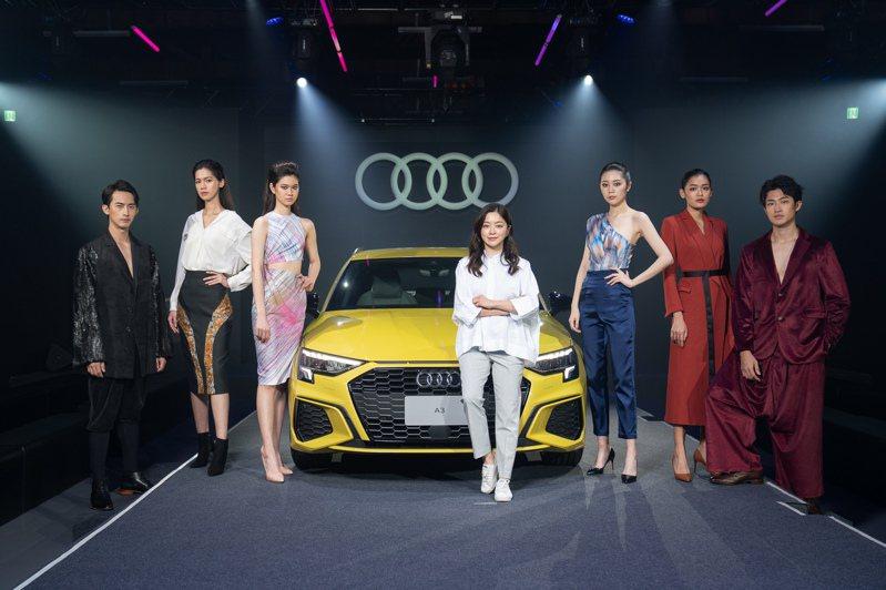全新Audi A3 Sportback 將於本周末4月17日起進駐全台Audi 授權展示中心。圖/業者提供