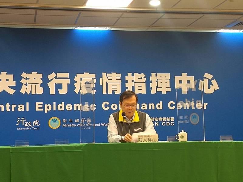 莊人祥表示,目前即使是被歸類為嚴重不良反應者,現在都恢復良好。記者陳碧珠/攝影