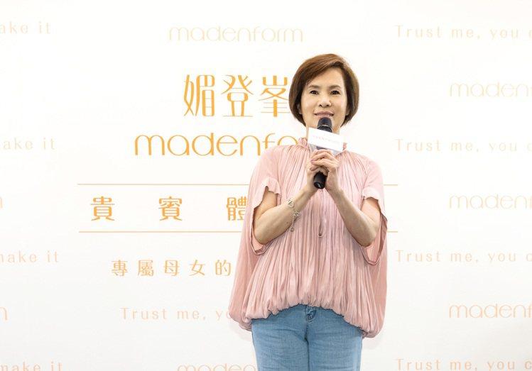 媚登峰董事長莊雅清,向來重視服務與科技發展。圖/媚登峰提供