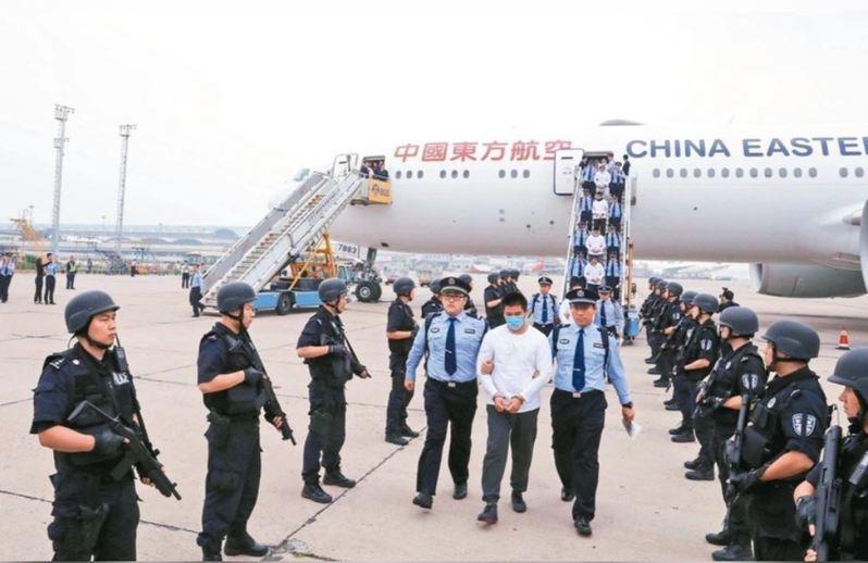 學者憂心,未來台灣人在海外犯罪恐都將引渡大陸受審,且被重判,應有的基本司法權益及正義都無法獲得保障。圖/取自新華社