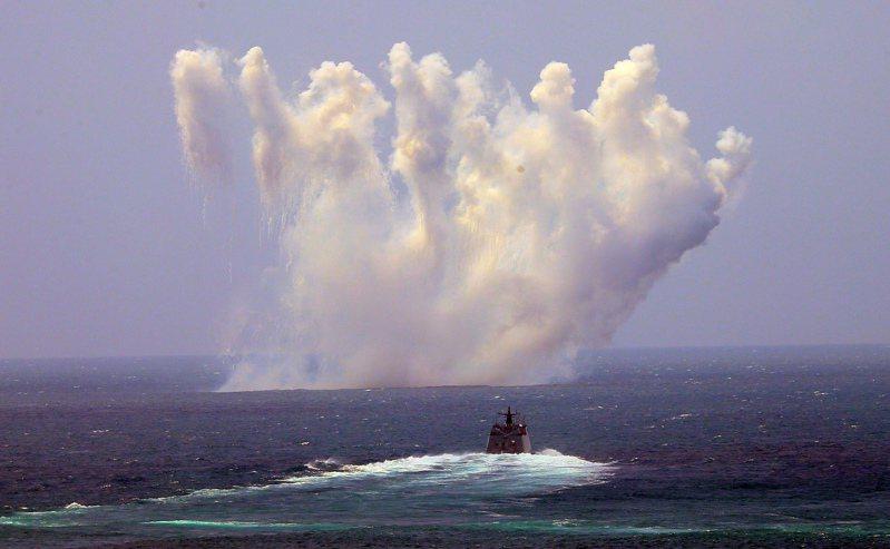 航太時代敵人無孔不入,國軍台澎防衛作戰思想當有新思維。圖為2017年漢光33號演習。 聯合報系資料照片