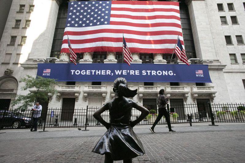 美股標普500指數16日甫以4,185點歷史新高作收,就已有分析師喊出標普500上看4,500點。美聯社