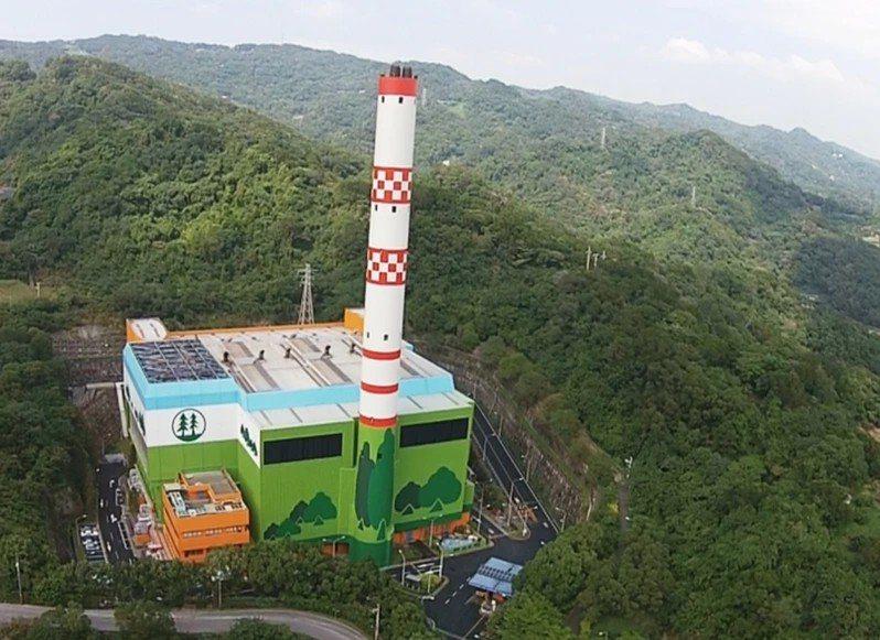 樹林垃圾焚化廠6月將全面停爐,進行廢氣處理系統及中央控制系統設備改善。圖/新北市 環保局提供