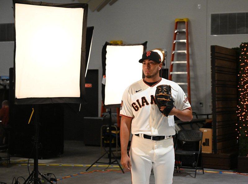 樂天巨人右投法蘭柯(Enderson Franco)。 取自MLBTR推特