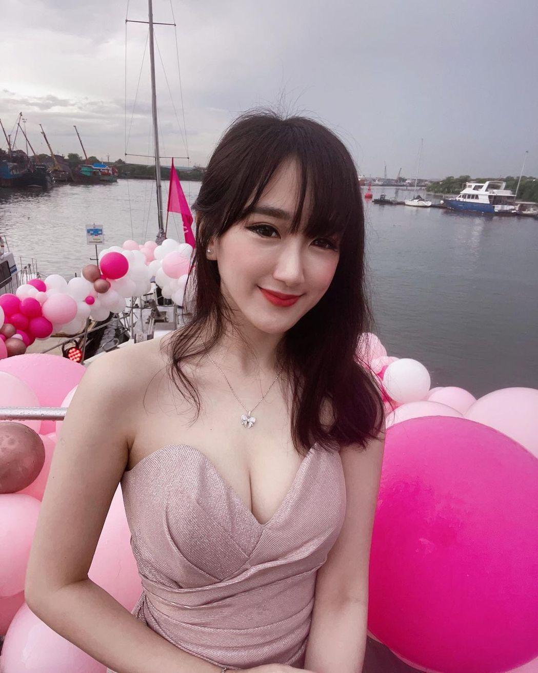 圖/擷自YBB楊虹玲IG