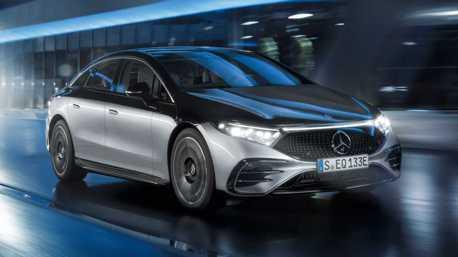 續航達770公里!新世代豪華純電旗艦 Mercedes-Benz EQS正式發表