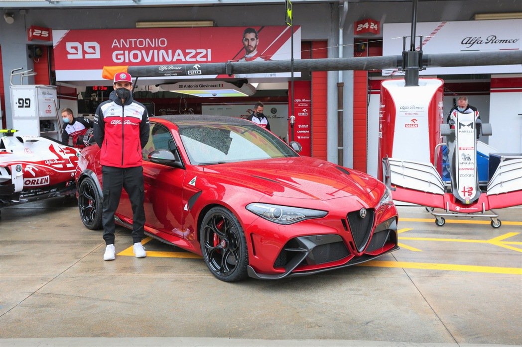 圖/Alfa Romeo提供