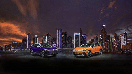 2021上海車展/超越580公里的續航力 全新Volkswagen ID.6純電休旅正式發表!