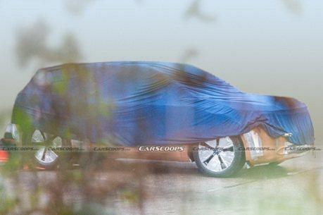 Ford全新SUV蓋頭蓋尾仍被抓包 但骨子裡竟然是Volkswagen?