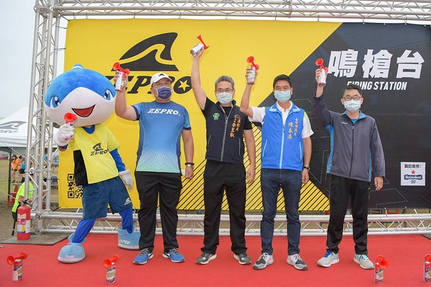 今年ZEPRO RUN台中豐原半程馬拉松活動,擁有許多重量級貴賓為跑者鳴槍加油!...
