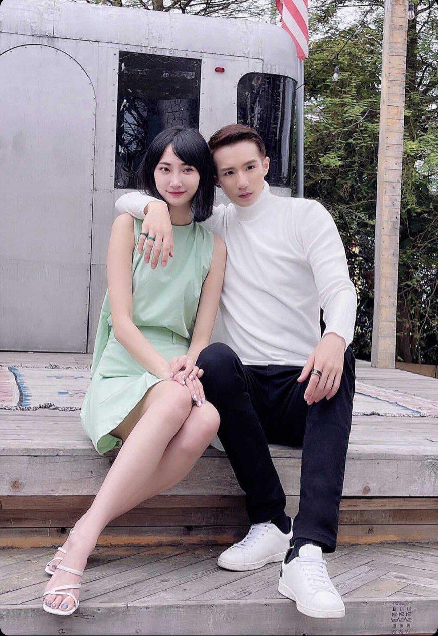 黎晏孜和孟翔最近正準備投入偶像劇「渣男三部曲」。圖/經紀公司提供