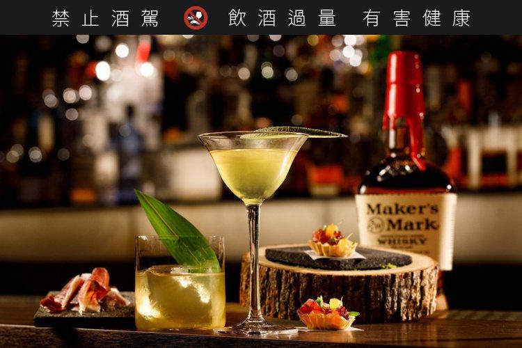 美格波本威士忌特別與MU:Taipei合作,於4月21日舉辦「舌尖上的美味激盪」...