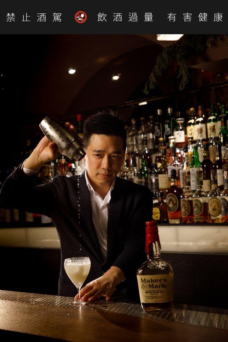 MU:Taipei主理人同時也是世界調酒比賽單項冠軍吳盈憲(Nick Wu)。 ...