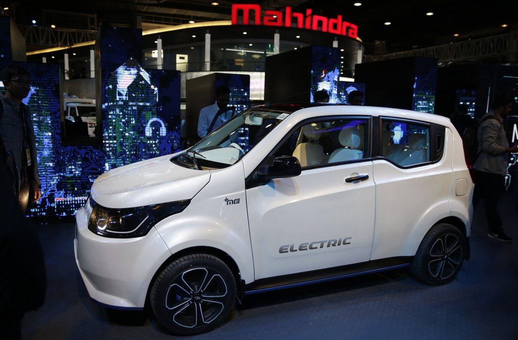 印度休旅車品牌馬亨達(Mahindra)的新任執行長艾尼希沙(Anish Sha...