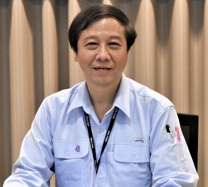 鑫科董事長黃重嘉。 鑫科/提供