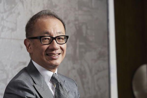 晶華酒店集團董事長潘思亮 晶華酒店集團╱提供
