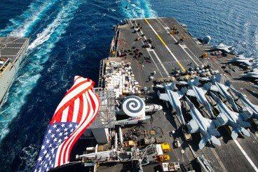 美國海軍新戰略:「全領域作戰」將是拜登政府重點方向?