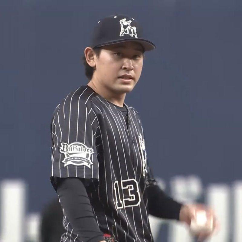 歐力士19歲投手宮城大彌,開季至今4場出賽都拿下優質先發,好表現也獲球評稱讚。圖擷取自twitter