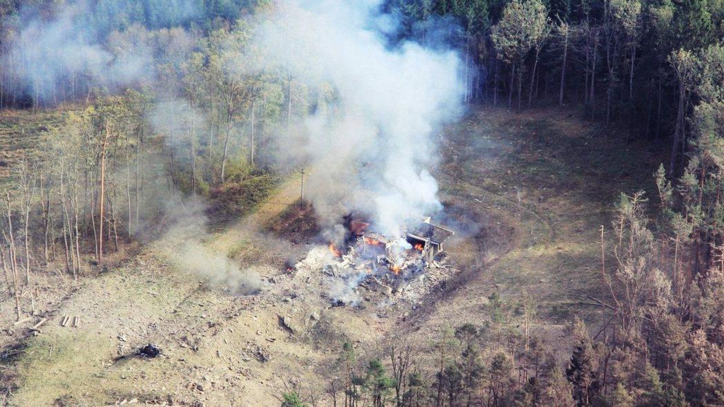 2014年10月6日,該園區突然發生不明原因火警,異常猛烈且衝擊力強勁的連續爆炸...