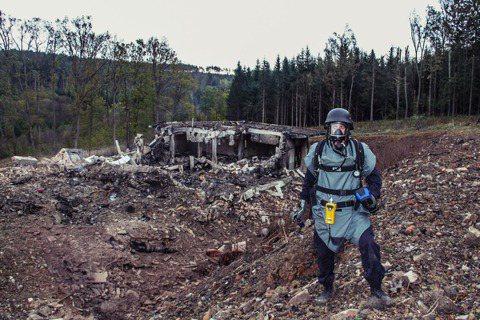 引爆捷俄決裂的「維貝蒂斯彈藥庫爆炸事件」,發生在捷克東南部、距離斯洛伐克邊境不遠...