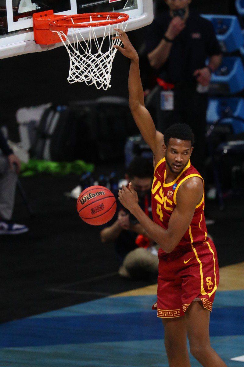 莫布里是大學籃壇最具潛力新星之一。 路透