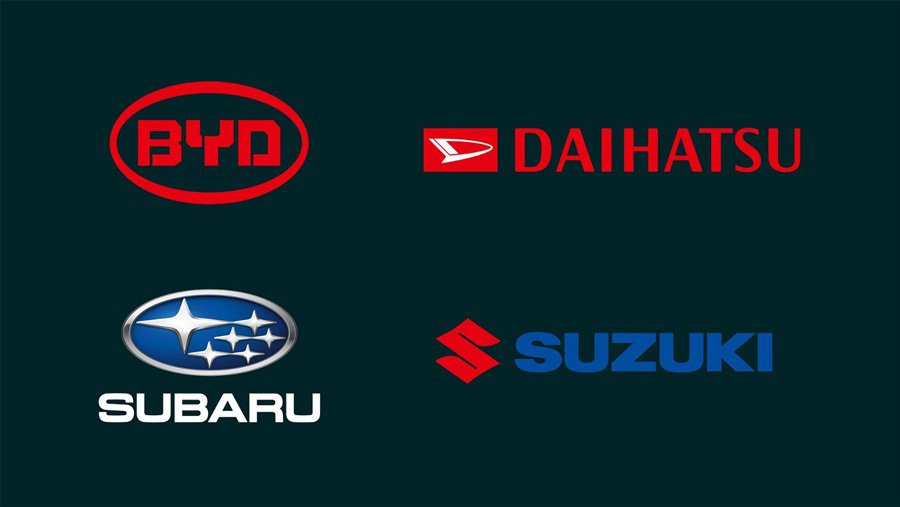 開發Toyota bZ車型的合作夥伴。 圖/Toyota提供