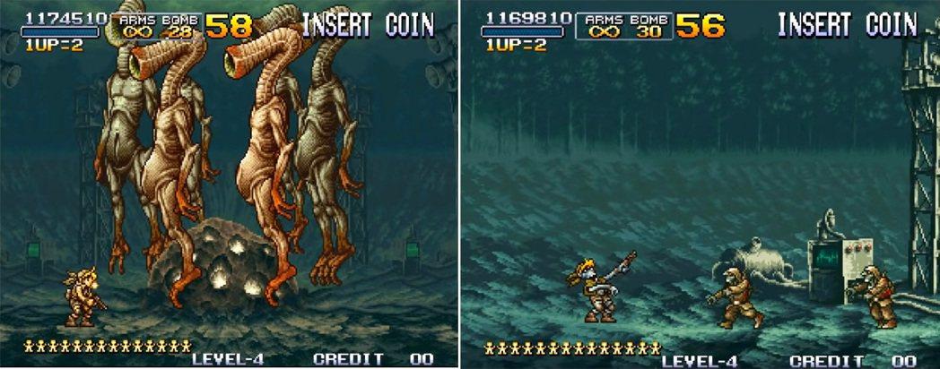 許多玩家最推崇系列中的三代,這一代作品可以說是整個大放飛,加進了外星人要素和殭屍...