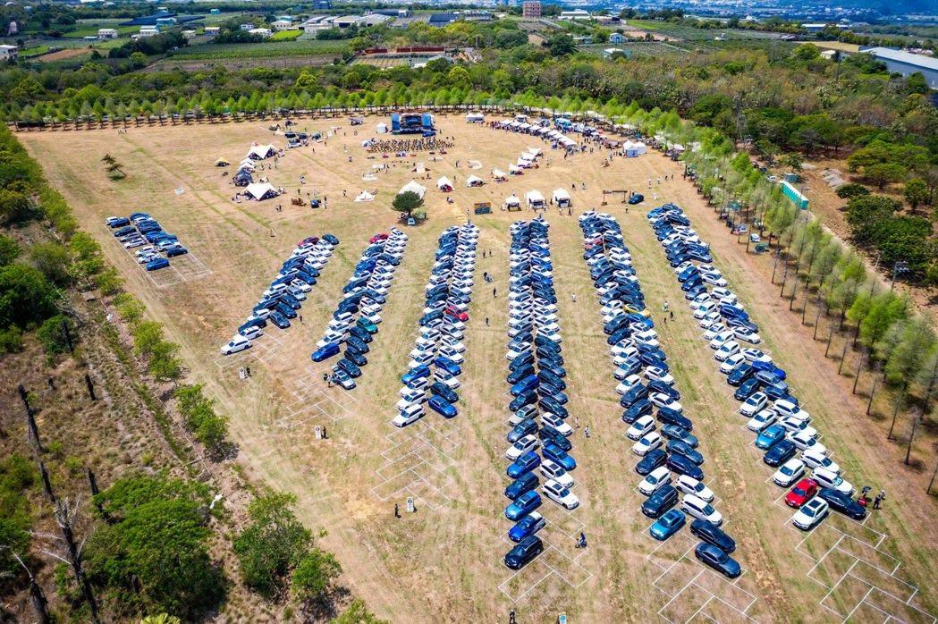 「BMW Touring Festival」聚集全台超過300輛BMW車款與近1...