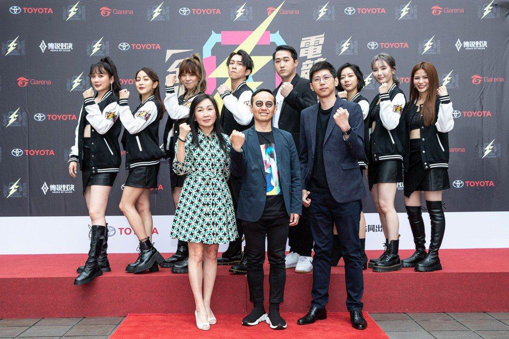 Toyota第三年與Garena傳說對決合作,更首度打造全明星女子電競戰隊。 T...