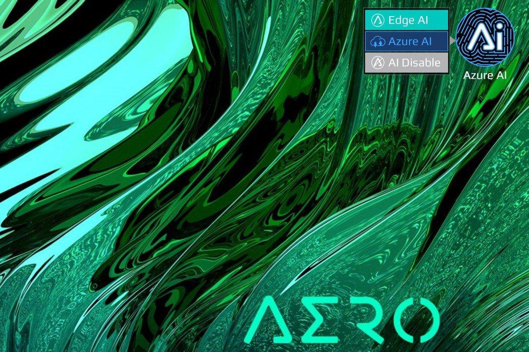 AERO 15 OLED一如全家族系列,導入Microsoft Azure AI...