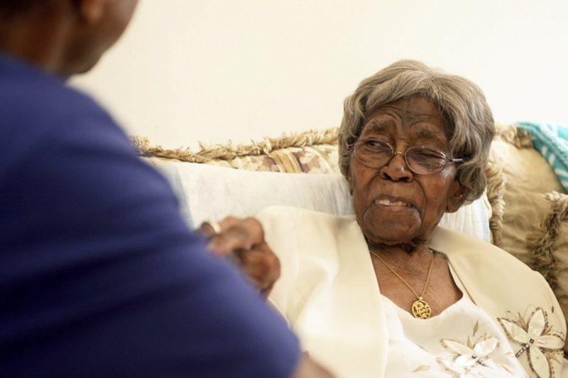 美國最高齡公民福特(Hester Ford)女士辭世。美聯社