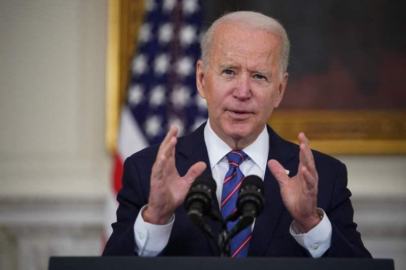 美國總統拜登於22日至23日主持線上氣候峰會,邀請約40國領袖參與。法新社