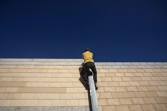 拜登政府的行事風格,將不會解決巴勒斯坦面臨的人權問題。(Photo by michael peng on flickr under CC2.0)