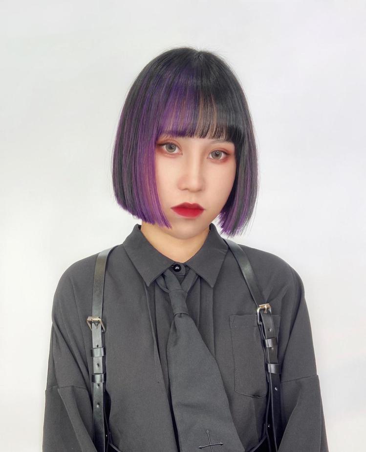 髮型創作/W Hair Space / Irene Zhang,圖/StyleM...