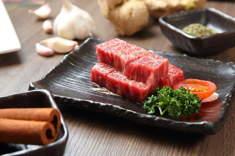 肉味較強烈的扇子肉。記者陳睿中/攝影