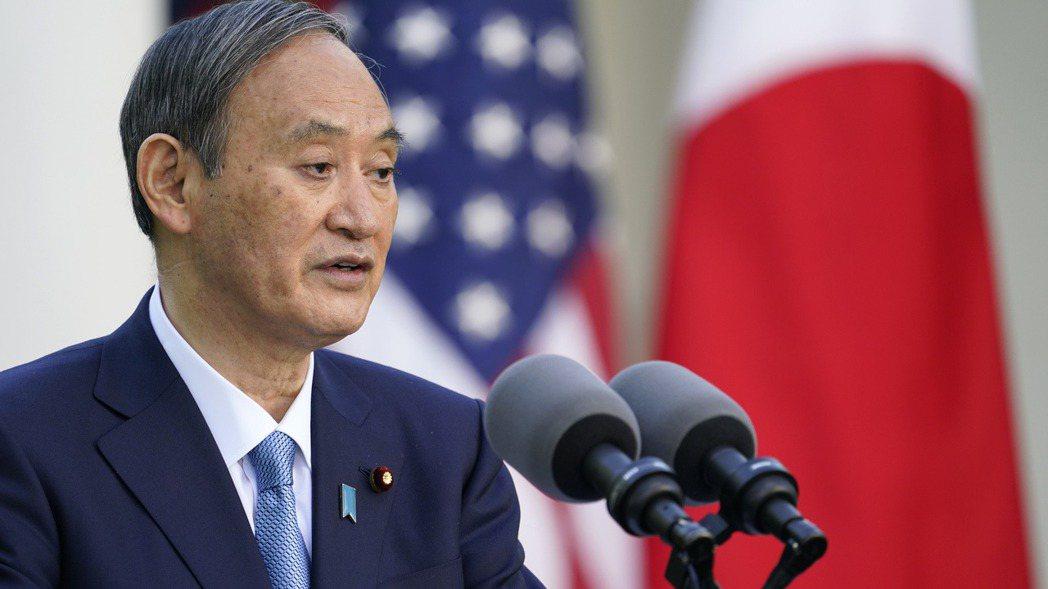 美日領袖高峰會會後發表聯合聲明,「強調台灣海峽和平穩定的重要性,並鼓勵和平解決兩...