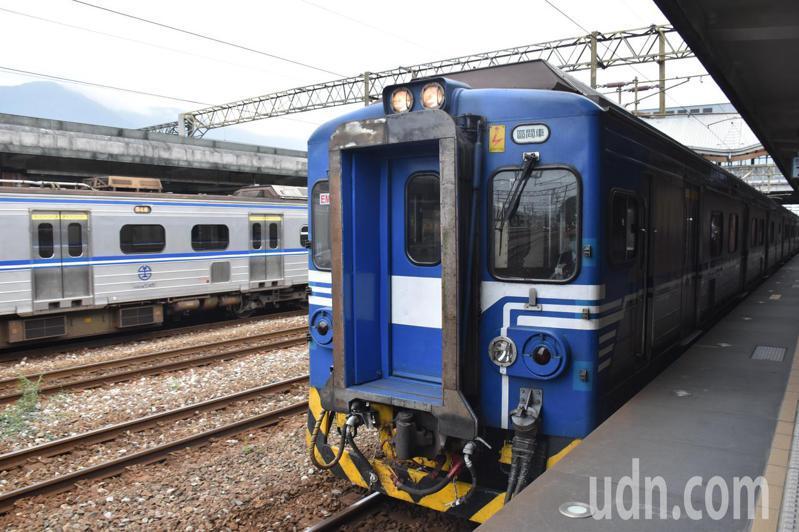 台鐵區間車示意圖,非新聞事件圖。報系資料照