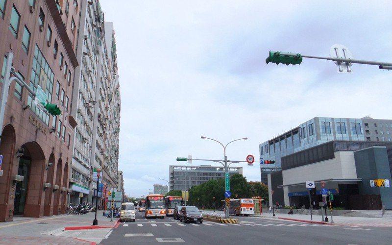 頂埔站。記者游智文/攝影