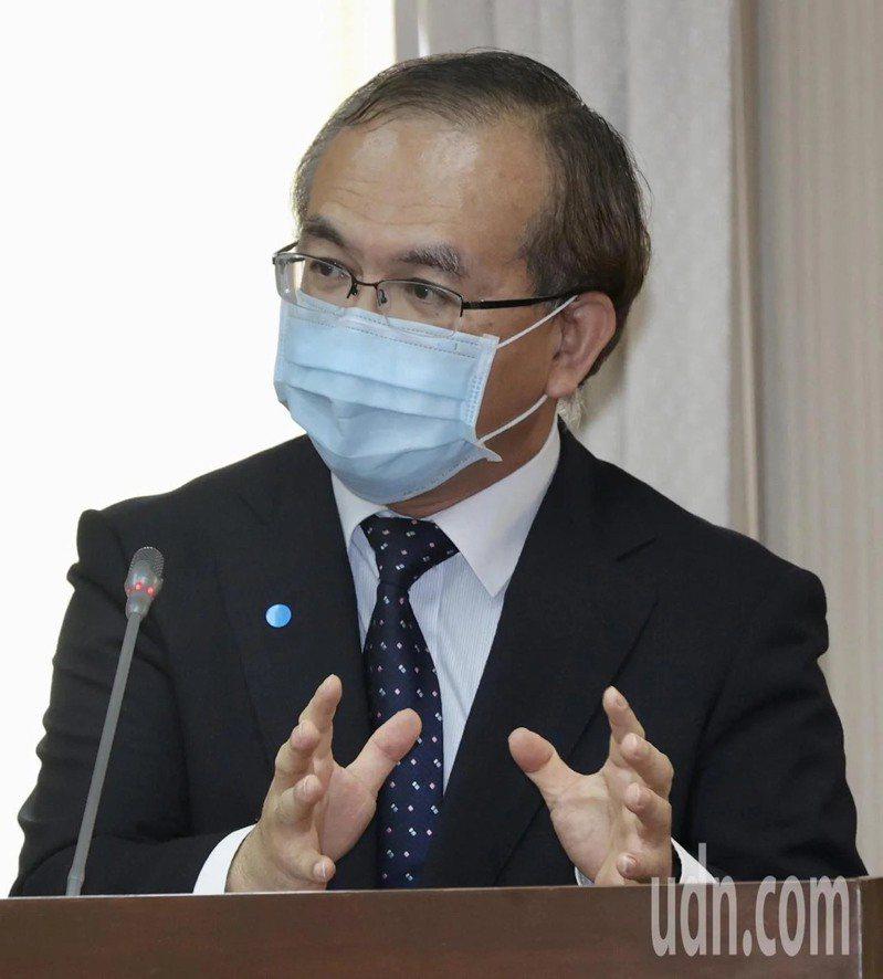 交通部次長陳彥伯。圖/本報資料照片