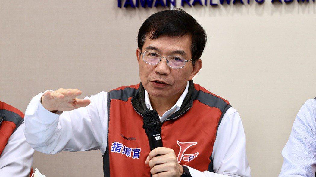 王國材將接任交通部長。聯合報系資料照