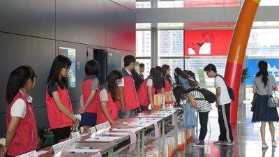 中市府暑期工讀,今年增額到320名, 26日起受理報名。圖/勞工局提供