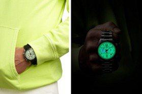告別葉黃素?讓夜裡看得清的秘訣 Bell&Ross Full LUM腕表找到了!